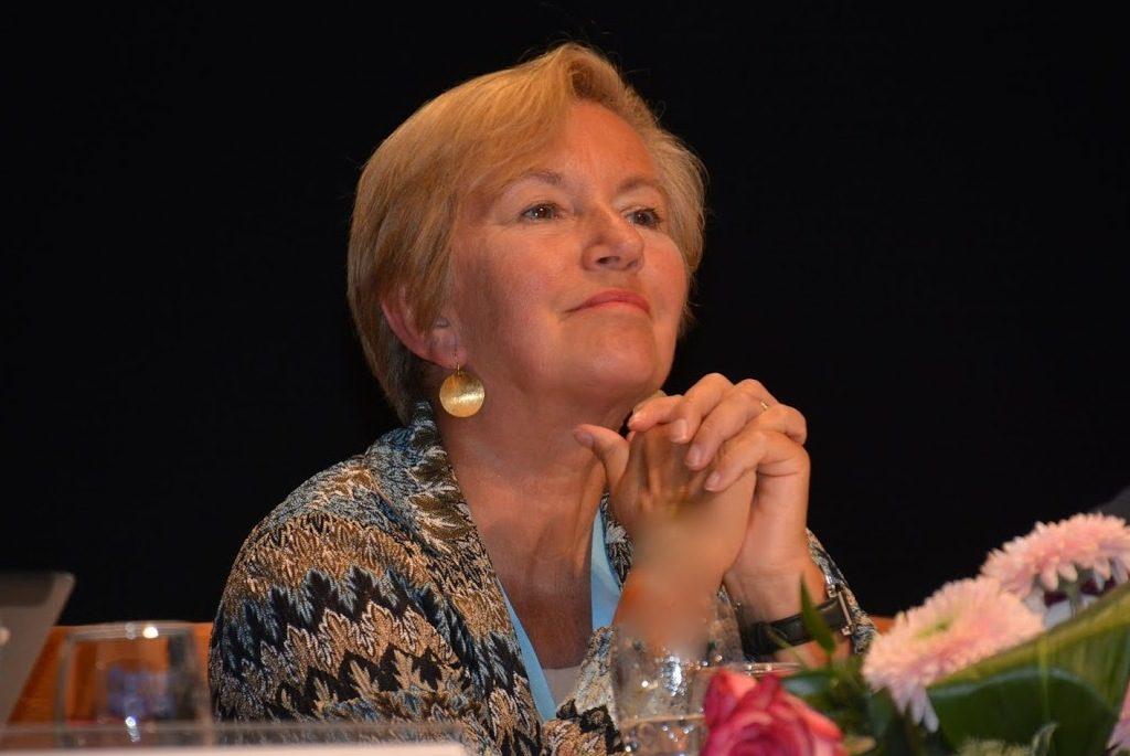 Andrea Seidler (Ausztria), a Nemzetközi Magyarságtudományi Társaság elnöke